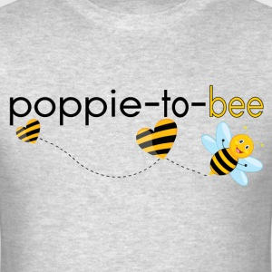 Poppie To Bee... T-Shirts - Men's T-Shirt