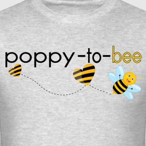 Poppy To Bee.. T-Shirts - Men's T-Shirt
