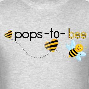 Pops To Bee.. T-Shirts - Men's T-Shirt