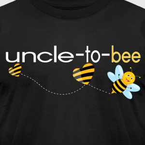 Uncle To Bee.. T-Shirts - Men's T-Shirt by American Apparel