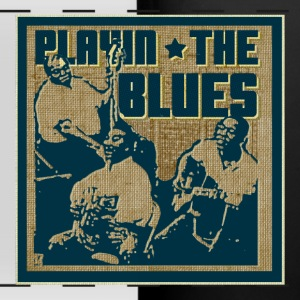 Playin' the blues - Full Color Panoramic Mug