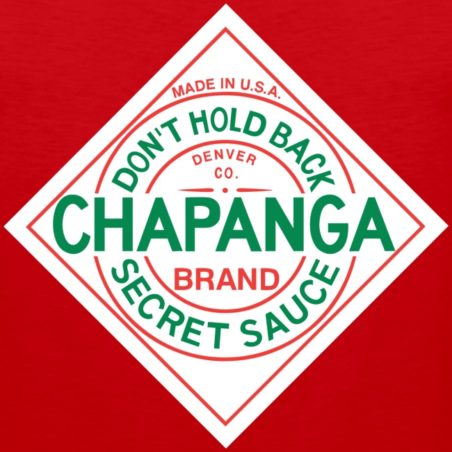 Chapanga Men's Tank Top