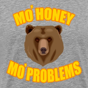 Mo' Honey Mo' Problems T-Shirts - Men's Premium T-Shirt