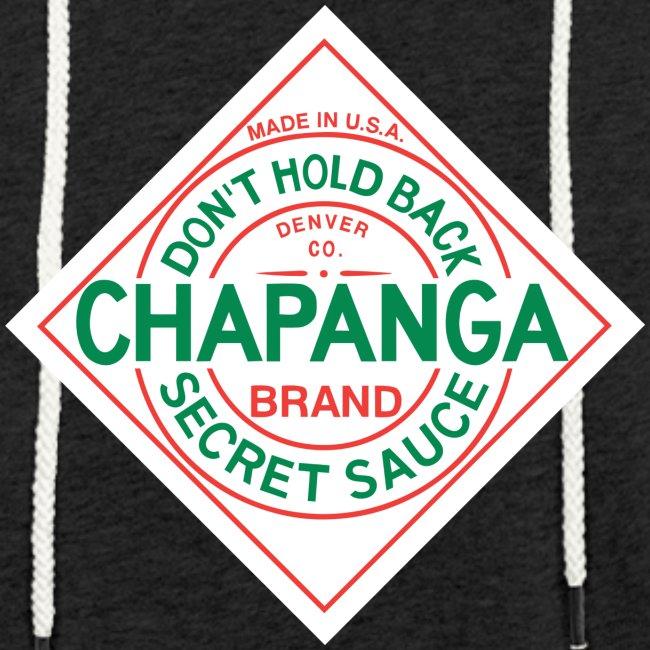 Chapanga Lightweight Terry Hoodie