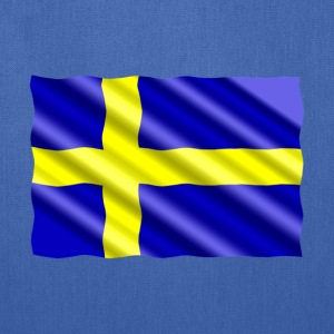 Sweden Flag - Tote Bag