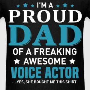Voice Actor T-Shirts - Men's T-Shirt