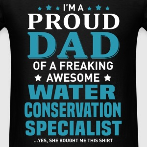 Water Conservation Specialist T-Shirts - Men's T-Shirt