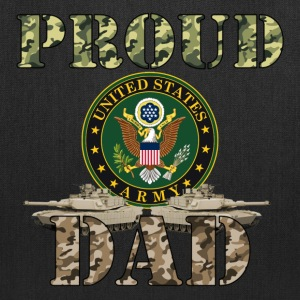 Proud USA ARMY Dad 2 Bags & backpacks - Tote Bag