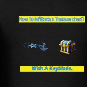 How to Infiltrate a Treasure Chest - Men's T-Shirt