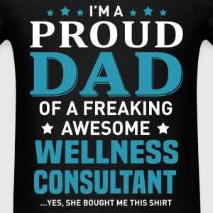 Wellness Consultant T-Shirts - Men's T-Shirt