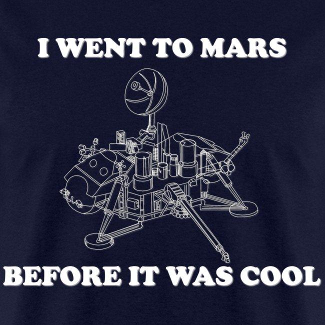 Hipster Martian