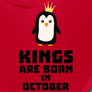 kings born in OCTOBER Sy5jt Caps - Bandana