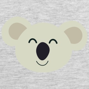 Happy Koala head S8202 Sportswear - Men's Premium Tank