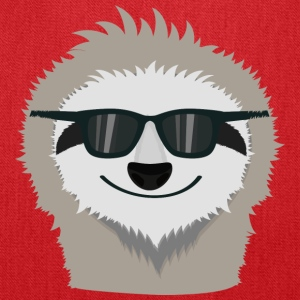 Sloth with sunglasses Shdn7 Bags & backpacks - Tote Bag