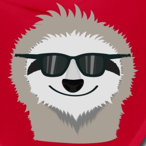 Sloth with sunglasses Shdn7 Caps - Bandana