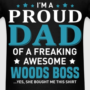 Woods Boss T-Shirts - Men's T-Shirt