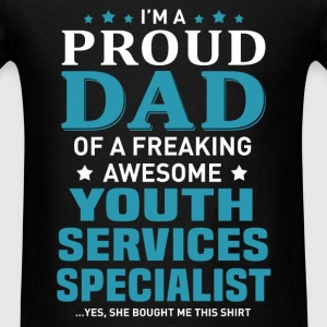Youth Services Specialist T-Shirts - Men's T-Shirt