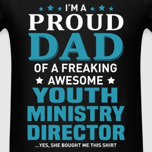 Youth Ministry Director T-Shirts - Men's T-Shirt