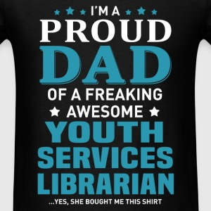 Youth Services Librarian T-Shirts - Men's T-Shirt