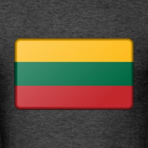 Lithuania Flag T-Shirts - Men's T-Shirt