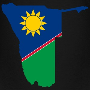 Namibia Flag Map Baby & Toddler Shirts - Toddler Premium T-Shirt