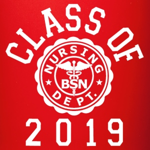 Class Of 2019 BSN Mugs & Drinkware - Full Color Mug