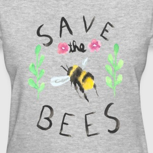 Save The Bees T-Shirts - Women's T-Shirt