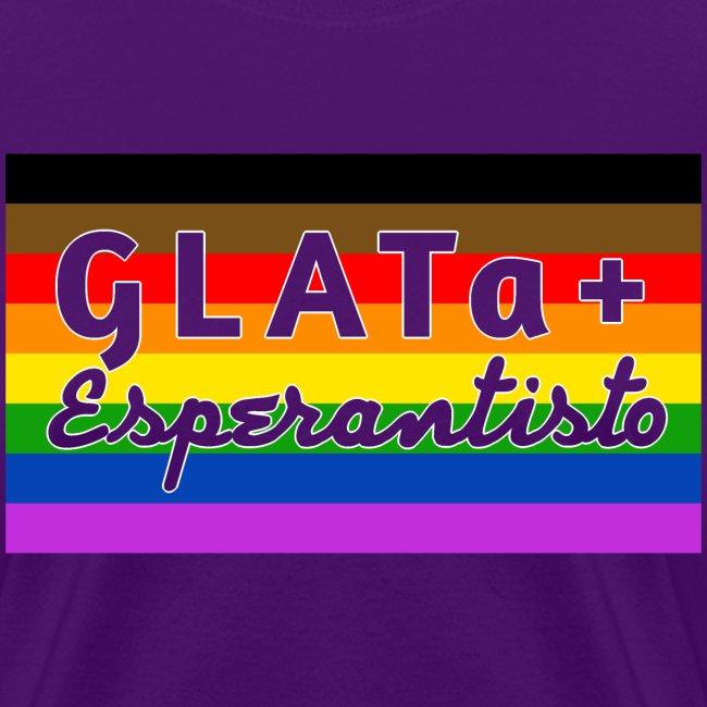 GLATa+ Esperantisto v2.0 (Feminine)