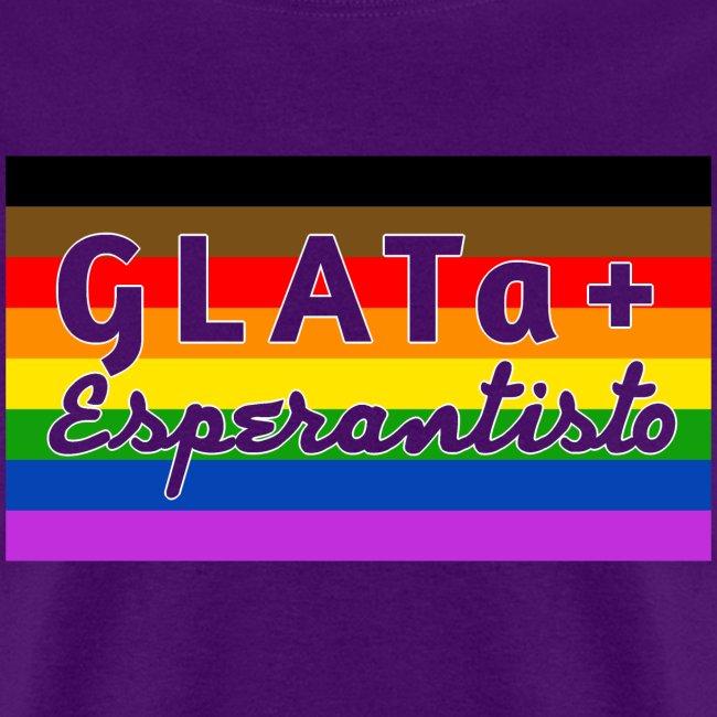 GLATa+ Esperantisto v2.0 (Masculine)