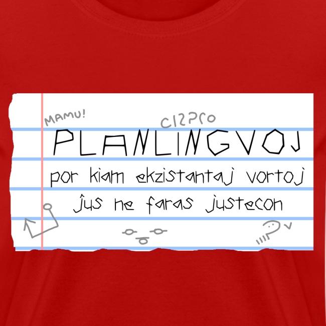 Planlingvoj (Feminine)