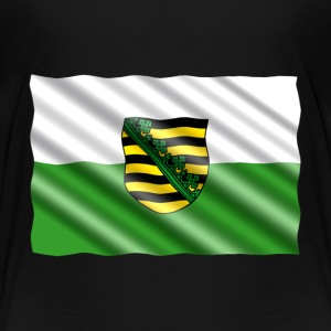 Saxony Flag Baby & Toddler Shirts - Toddler Premium T-Shirt