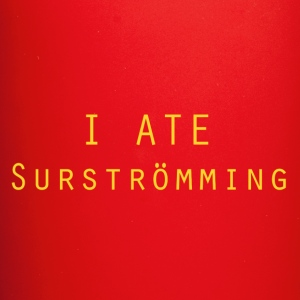 I ATE SURSTROMMING - Full Color Mug