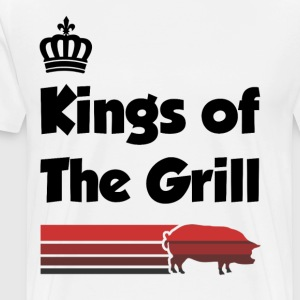 kings 1a.png T-Shirts - Men's Premium T-Shirt