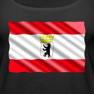 Berlin Flag Tanks - Women's Premium Tank Top