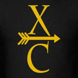 Cross country running - Men's T-Shirt