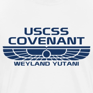 uscss covenant T-Shirts - Men's Premium T-Shirt