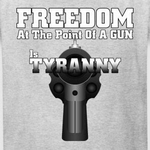 Freedom And Tyranny Quotes Kids T-Shirt - Kids' T-Shirt