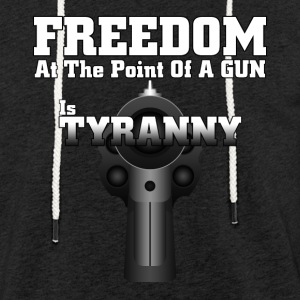 Freedom And Tyranny Quotes Womens Light Weight Ter - Unisex Lightweight Terry Hoodie