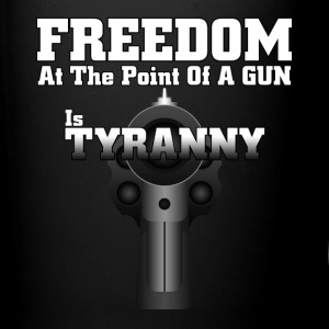 Freedom And Tyranny Quotes Full Color Mug - Full Color Mug