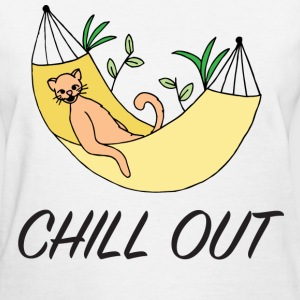 Chill Cat T-Shirts - Women's T-Shirt