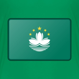 Macau Flag Baby & Toddler Shirts - Toddler Premium T-Shirt