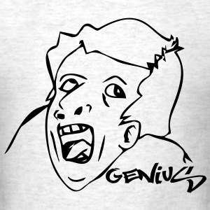 Genius Meme T-Shirts - Men's T-Shirt
