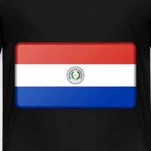 Paraguay Flag Baby & Toddler Shirts - Toddler Premium T-Shirt