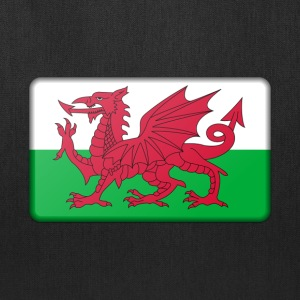 Wales Flag Bags & backpacks - Tote Bag