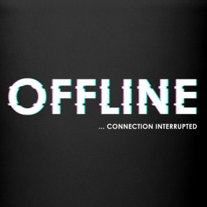Offline connection - Full Color Mug