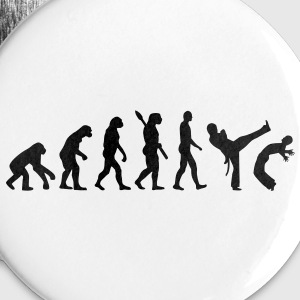 Evolution Capoeira Buttons - Large Buttons