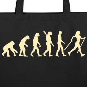 Evolution Nordic Walking Bags  - Eco-Friendly Cotton Tote