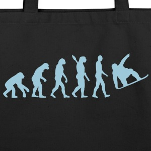 Evolution Snowboard Bags  - Eco-Friendly Cotton Tote