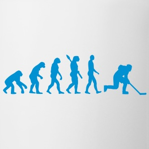 Evolution hockey Gift - Coffee/Tea Mug