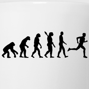 Evolution running Gift - Coffee/Tea Mug